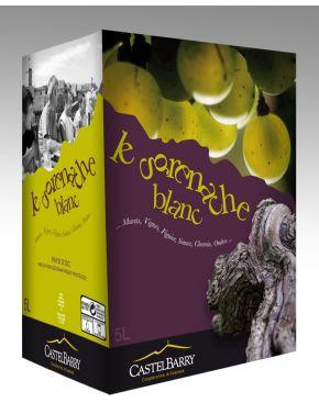 CEPAGES GRENACHE BLANC 5L