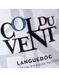 Col du vent rosé - nouvel habillage - AOP Languedoc