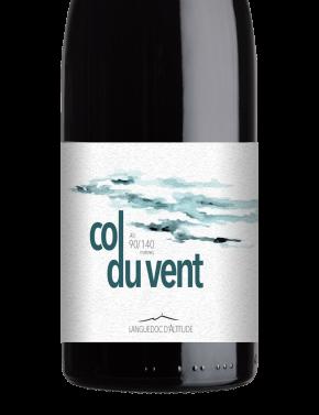 Col du vent rouge- AOP Languedoc
