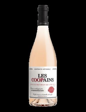 Les Coopains rosé