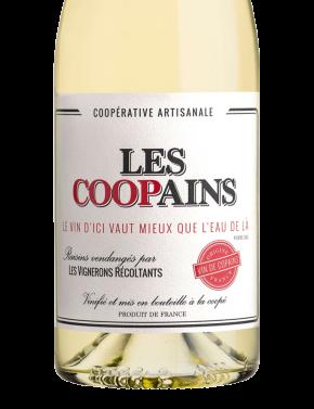 Les Coopains blanc