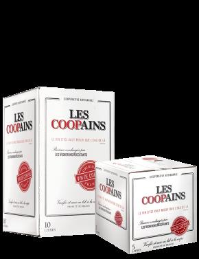 BIB Les Coopains rouge