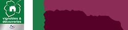 Logo vignoble et découvertes